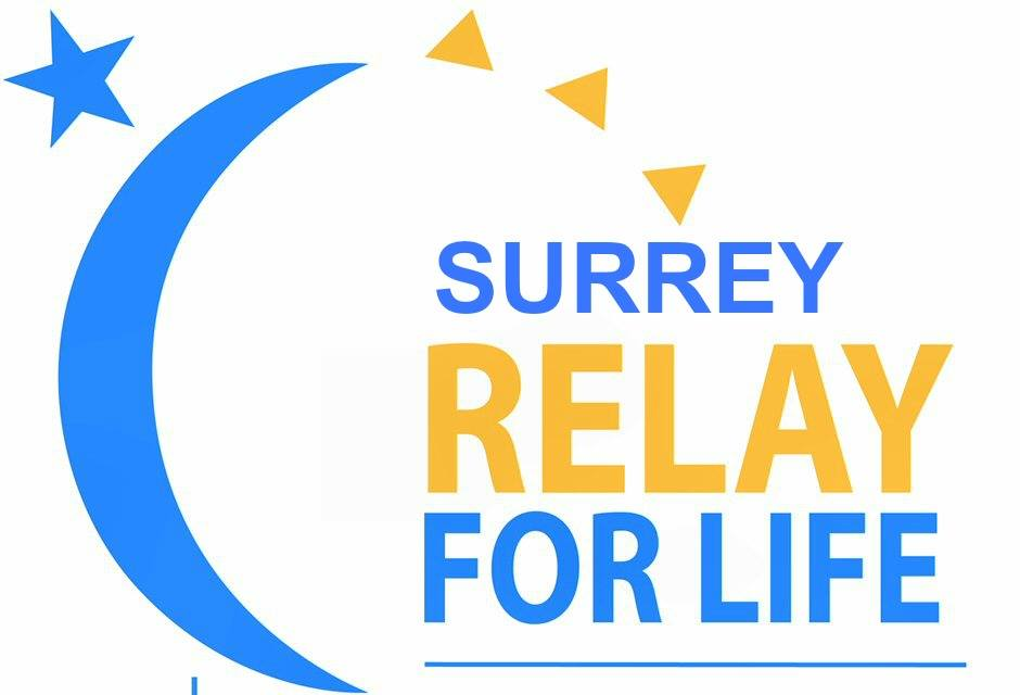 Canadian Cancer Society Surrey Relay For Life